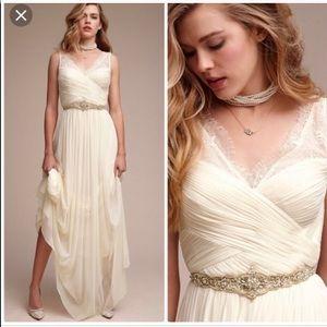 NWT - BHLDN Fleur Dress / Wedding Dress